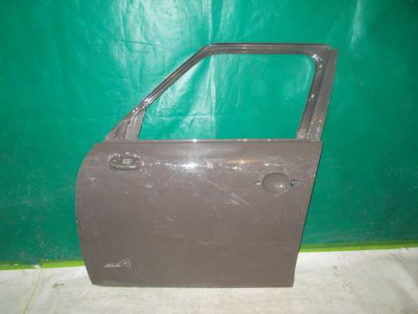 Mini couper Дверь Левая передняя б/у оригинал