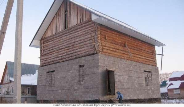 Продам дом 200м2 с земельным участком 10 сот дер Нижегородка