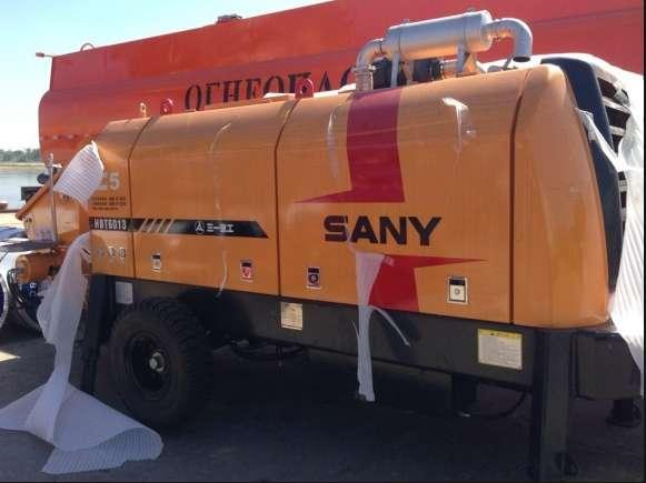 Продам Растворонасос Sany HBT 6013-c-5