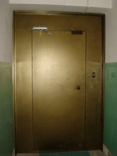 Двери подъездные; домофона и тамбурные в Новосибирске фото 14