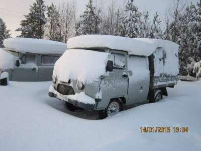 грузовой автомобиль УАЗ 390945