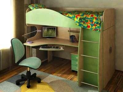 Корпусная мебель для детских!