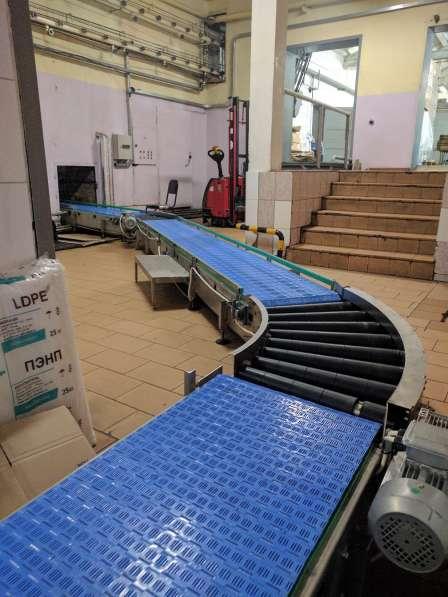 Конвейеры, нестандартное промышленное оборудование в Екатеринбурге фото 12