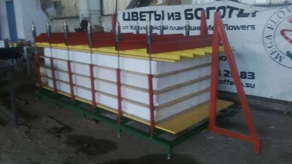 Пресс для производства сип и пвх панелей