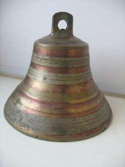Старинный колокол