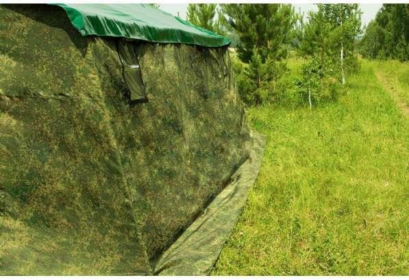 Каркасная палатка 10М1 (однослойная) в Казани фото 5