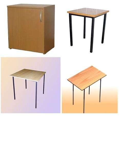 Столы, табуретки, тумбы. Доставка бесплатно