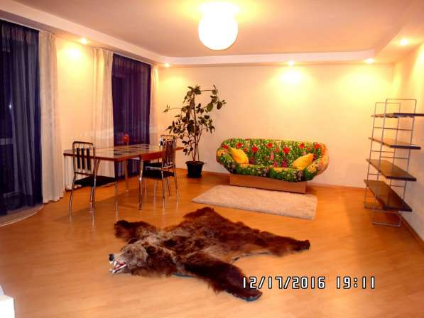 Собственник сдаст в аренду 3-комнатную престижную квартиру