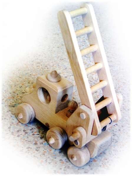 Игрушки деревянные в Москве фото 10