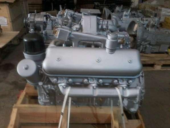 Продам двигатель ЯМЗ с хранения 2012 г. в