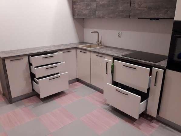 Кухонный гарнитур в Новосибирске фото 13