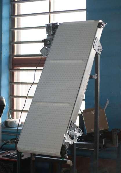 Конвейеры, нестандартное промышленное оборудование в Екатеринбурге фото 10