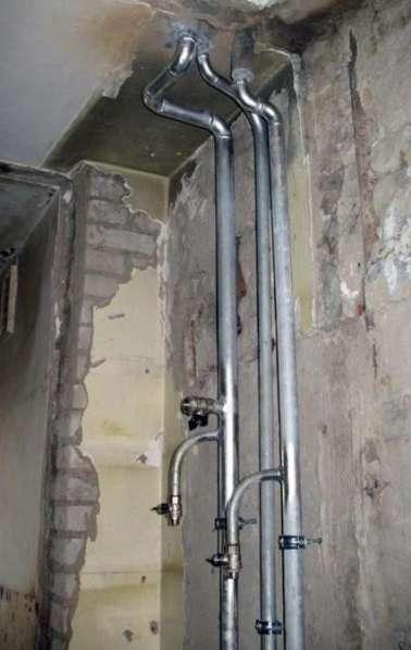 Газосварка. Установка и замена батарей отопления, радиаторов в Истре фото 3