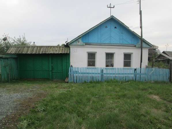 Благоустроенный дом