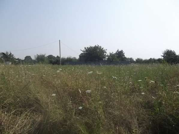 Продам дачный участок в живописном месте пгт Афипский