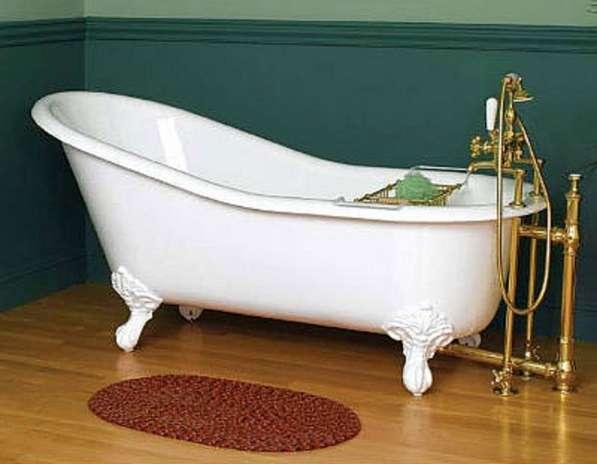 Восстановление стальных и чугунных ванн