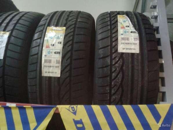 Новые немецкие Dunlop 215 55ZR16 Sport 01 XL