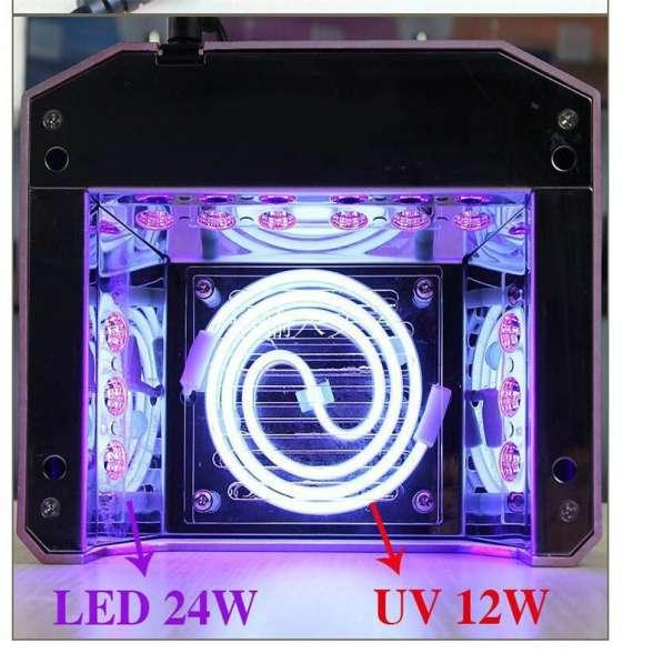 Лампа CCFL+LED 36 Ватт Diamond в