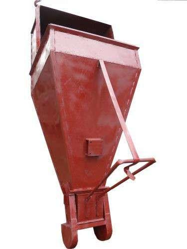 Бадья для бетона БП-1,6