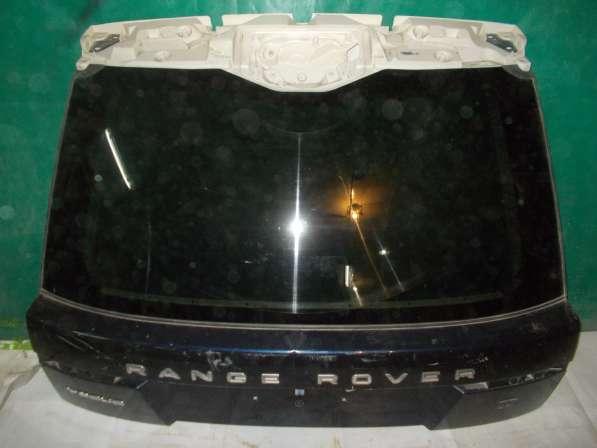 Range Rover Voque (со стеклом) Крышка Багажника б/у оригинал
