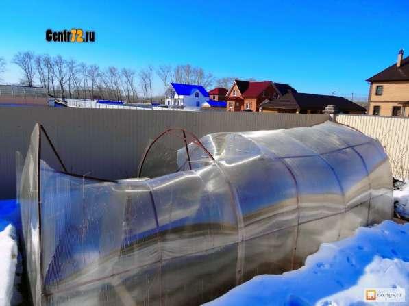 Ремонт теплицы в Новосибирске