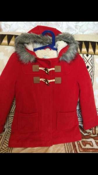 Новое пальто Олд Неви р128-134