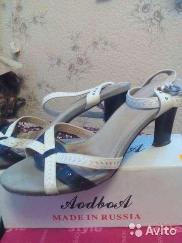 Обувь р39-40