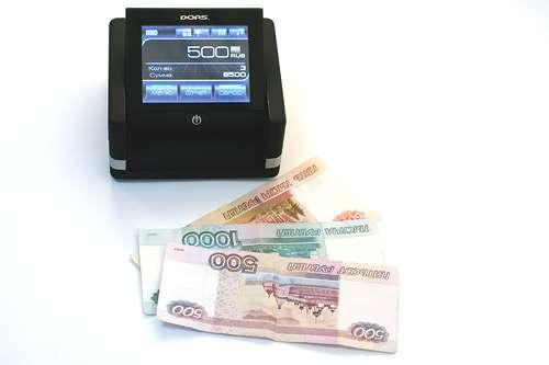 Детектор валют полуавтоматический мультивалютный Дорс 230 (