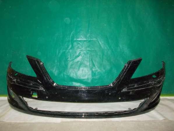 Передний бампер на Hyundai Equus
