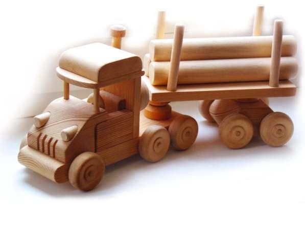 Игрушки деревянные в Москве фото 11