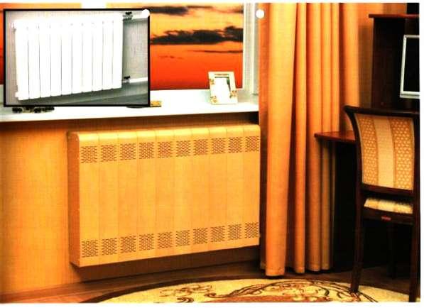 Экраны для радиаторов в Барнауле фото 3