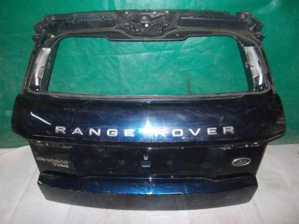 Range Rover Evoque Крышка Багажника б/у оригинал