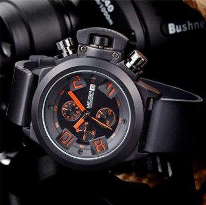 Элитные мужские часы MEGIR