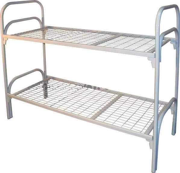 Металлические кровати для лагерей, рабочих, хостелов в Твери