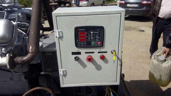 Дизель-генератор 60 кВт АД-60 ЯМЗ