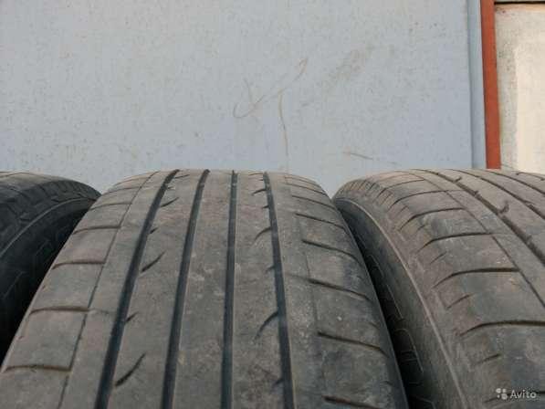 Шины Bridgestone Dueler H/P Sport 235/65 R18 106H