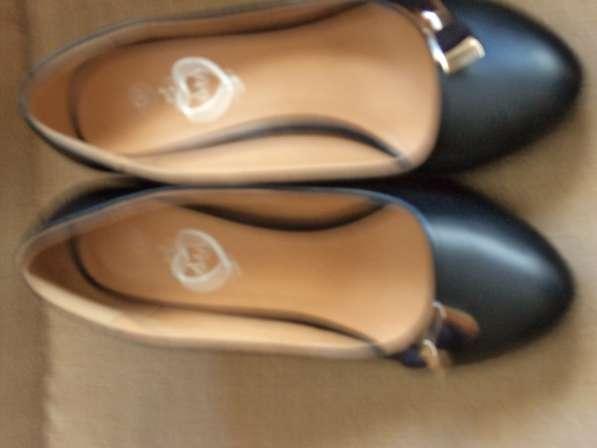 Продаются туфли из кожи