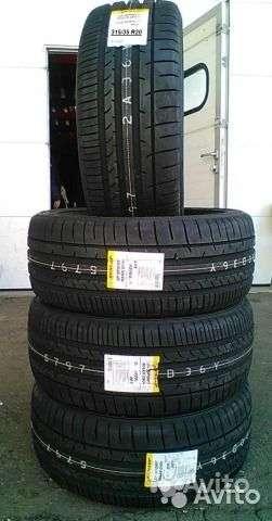 Новые Dunlop 235 65 R17 SP SportMax050+
