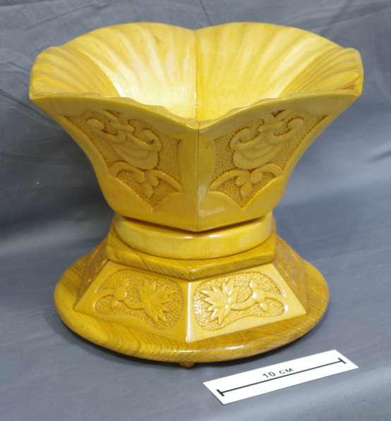 Коллекция вазочек ручная штучная работа сувель берёзы в Иванове фото 5