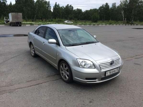 Toyota, Avensis, продажа в Омске в Омске фото 7