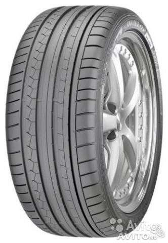 Новые Dunlop 275/35ZR20 Sport GT