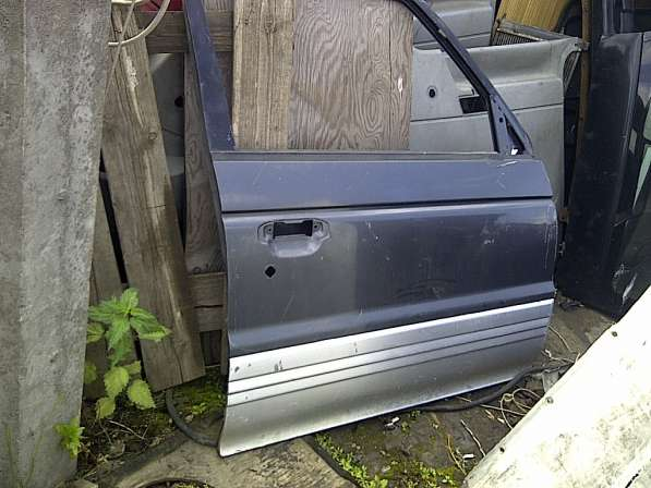 Mitsubishi Pajero-II USA дверь передняя правая