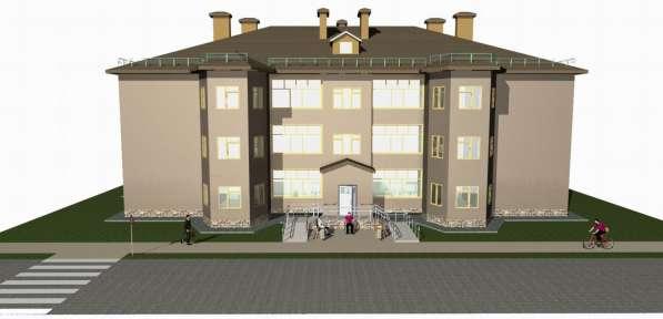 Проектирование объектов промышленного и гражданского строите в Екатеринбурге фото 8