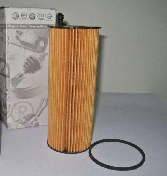 Фильтр масляный VAG A4/A5/A6/Q7/TOUAREG/CAENNE 2,7-6,0 TDI