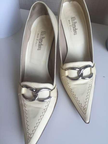 Туфли от Аллы Пугачевой