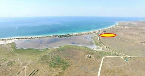Крым, Евпатория. Продам участок 30 соток на берегу моря в Евпатории