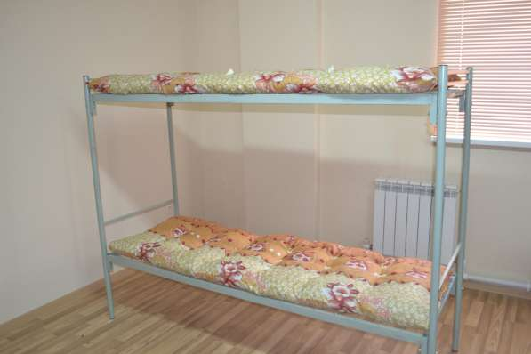 Металлические кровати эконом класса. Бесплатная доставка! в
