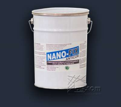 Nano-FIX Anticor - грунт антикоррозийный