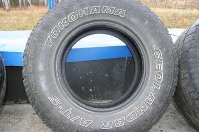 Автомобильные шины YOKOHAMA AT-S 2357515