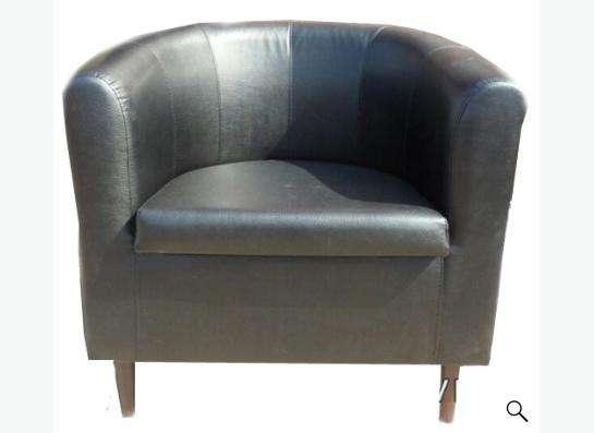 Кресло кожаное (для офиса, бара, ресторана, кафе) 32шт.